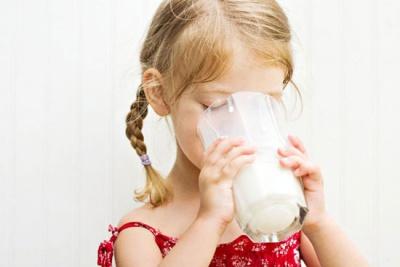 Молоко в детском питании
